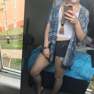 Roxy kimono/cardigan